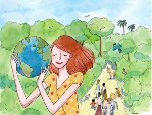 Appel de la Terre - Petite expérience irréversible d'écoute de la nature (Séjour)